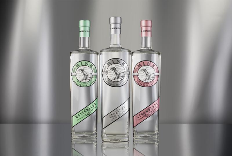 Bodegón Vodka Mink