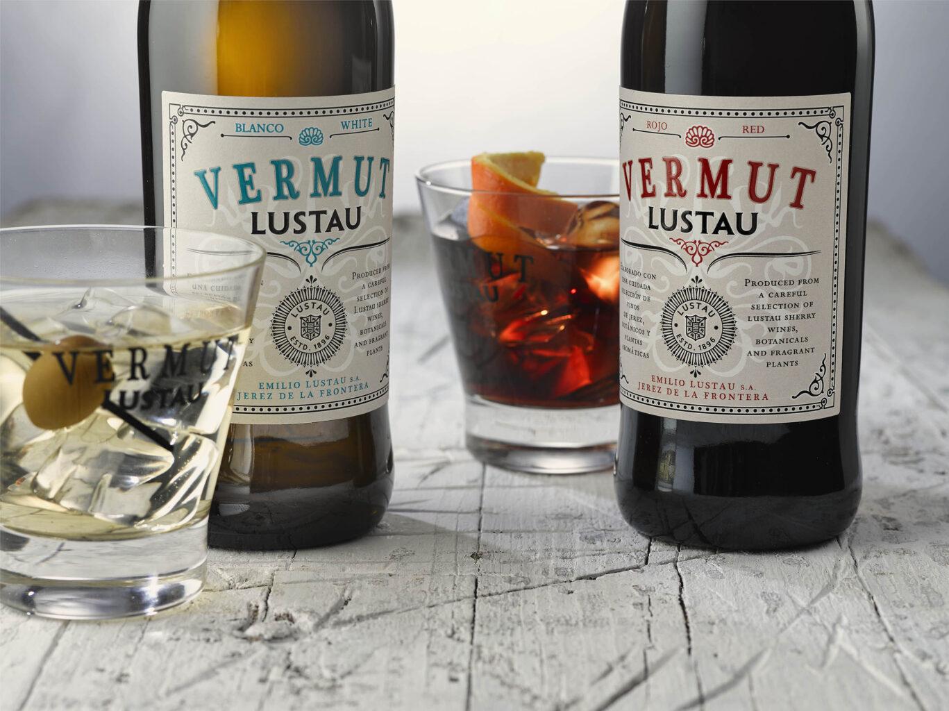 Vermuts Lustau