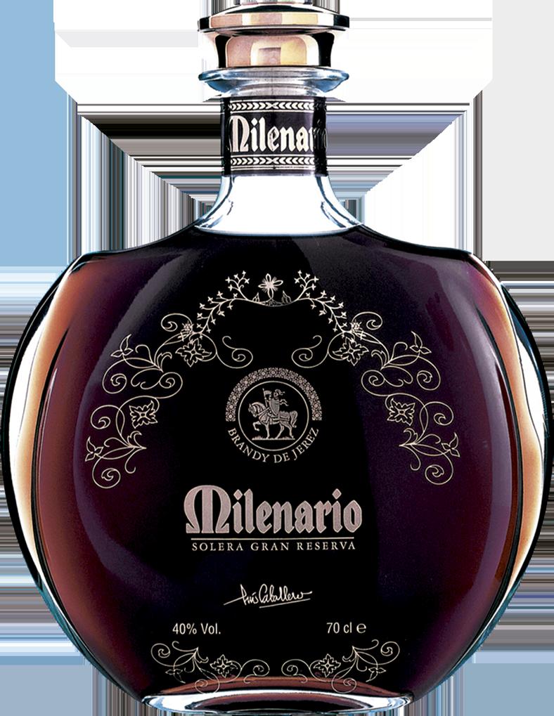 botella Milenario Solera Gran Reserva - Luis Caballero