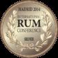 Congreso Internacional del Ron 2014 Silver