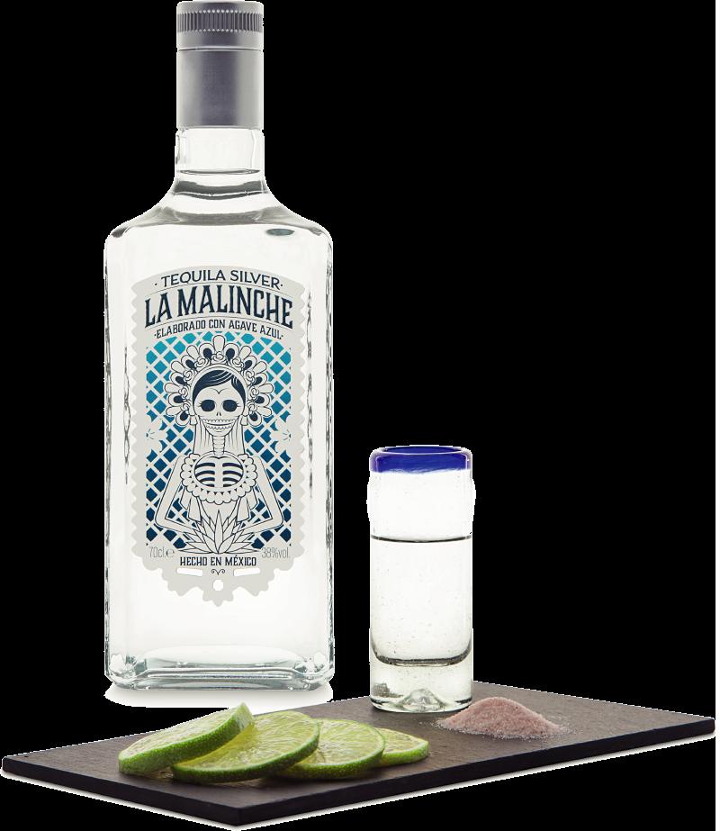 Coillage Tequila Malinche Silver