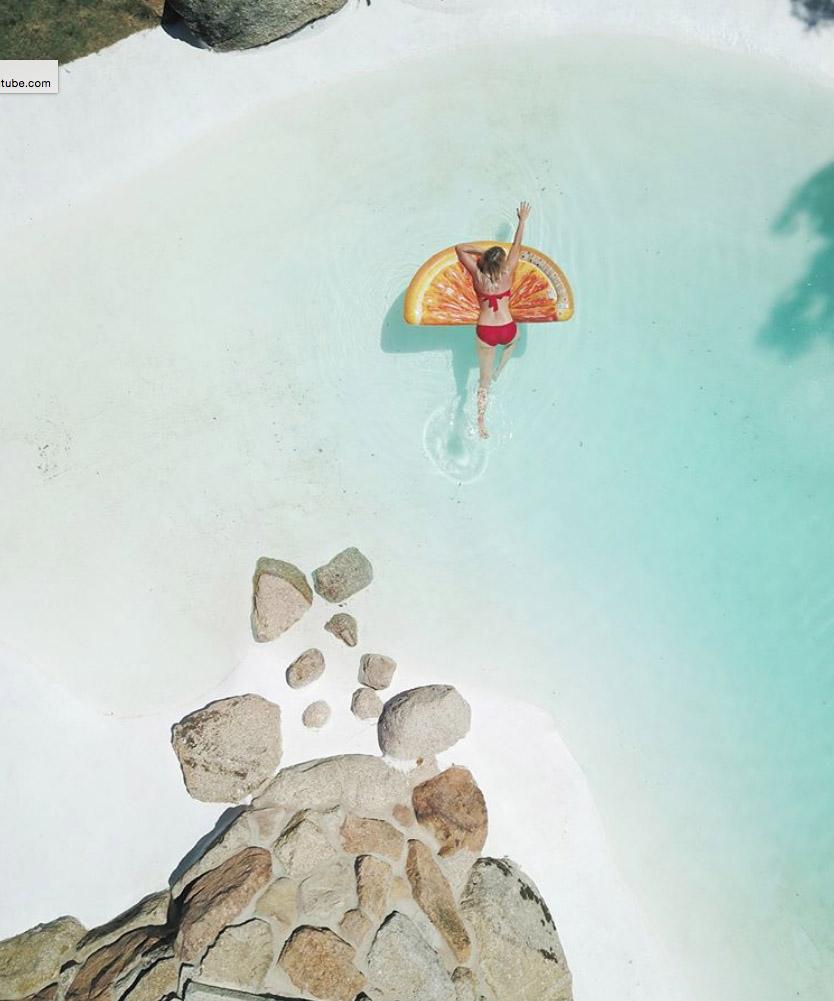 Paraiso en la playa