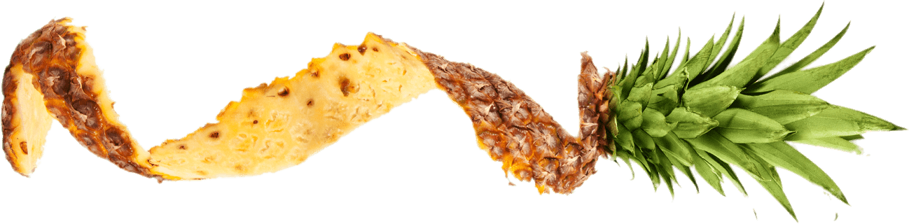 Mangaroca de Piña