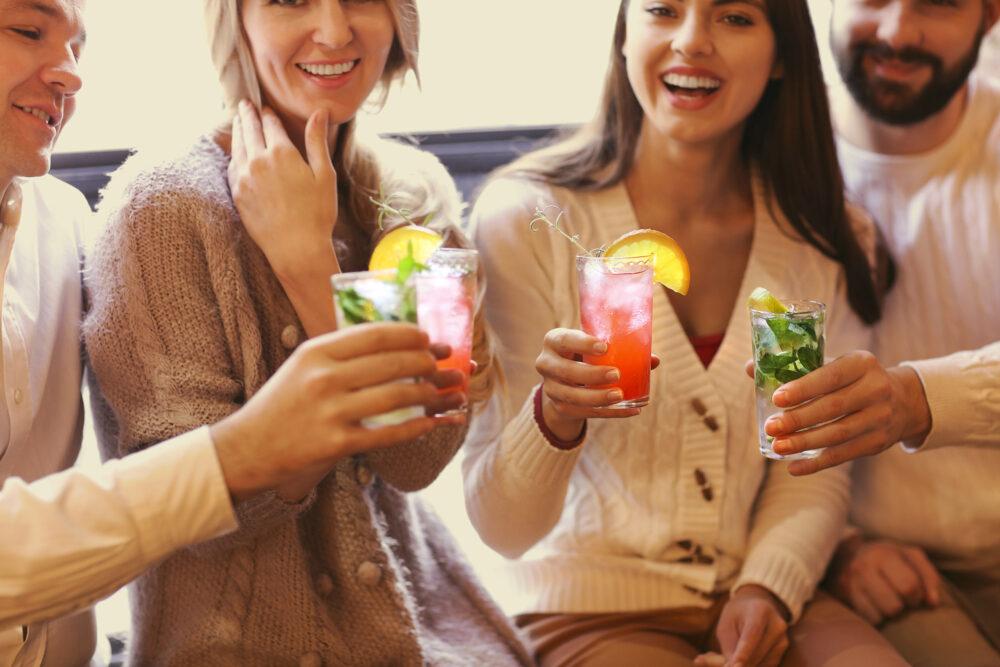 Amigos y Vodka Mink