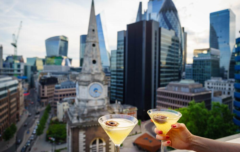 Vodka Mink y Londres