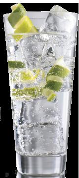 Vaso de Vodka Mink Straigh