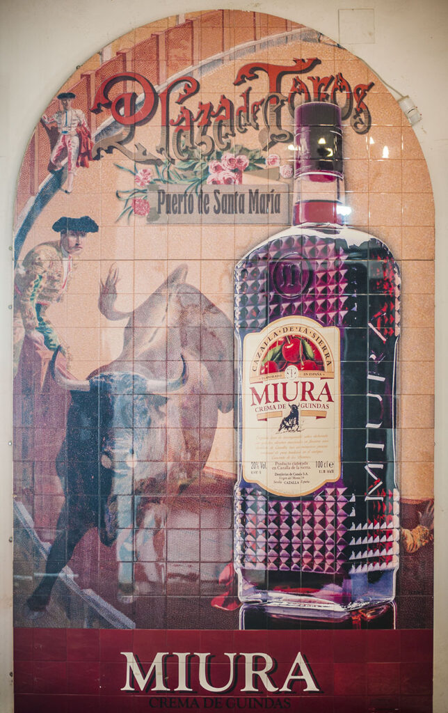 Mural de Licor Miura