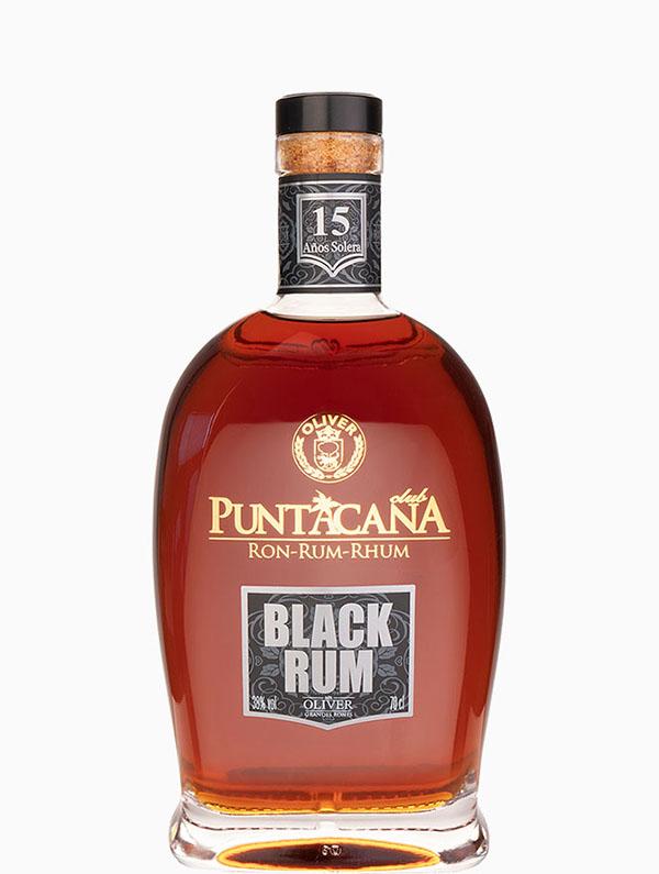 Ron Puntacana Black