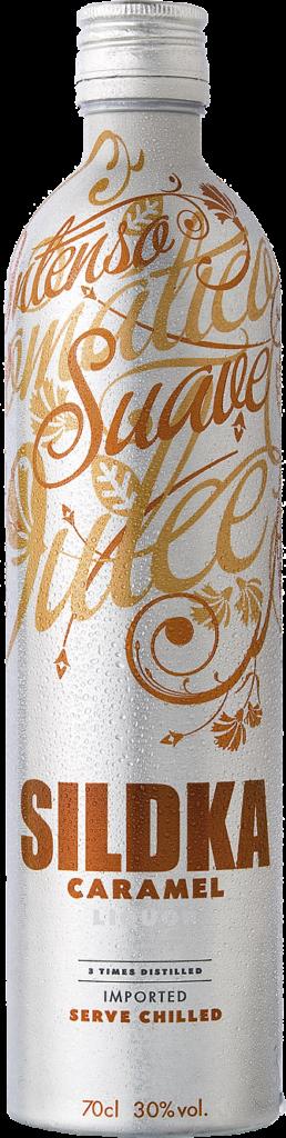 Botella de Sildka Caramel