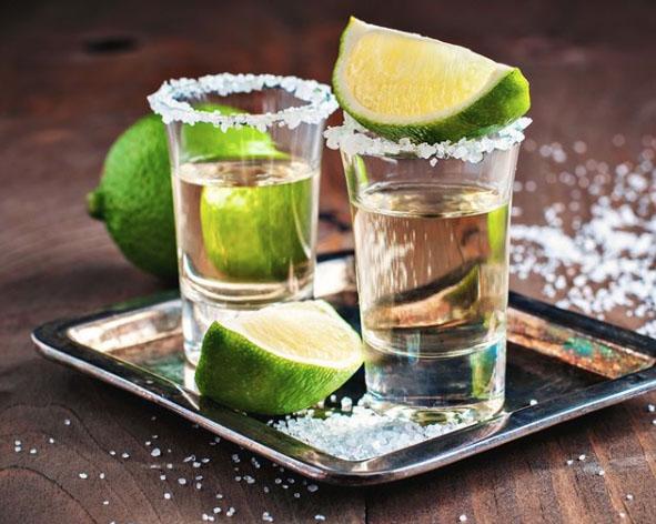 Chupito de Tequila Malinche