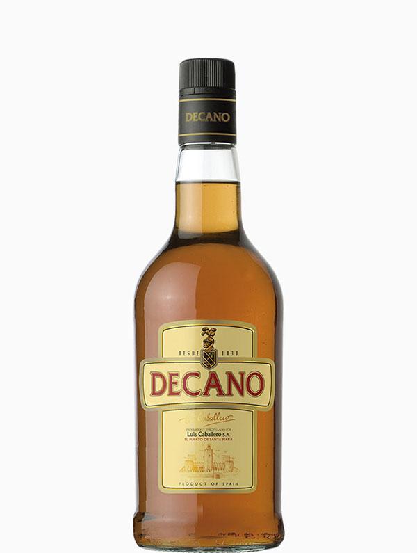 Brandy Decano Bebida espirituosa