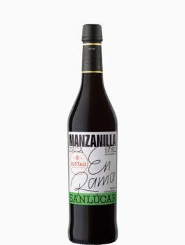 Manzanilla 3 en Rama - Saca 2021 Lustau (50 cl)