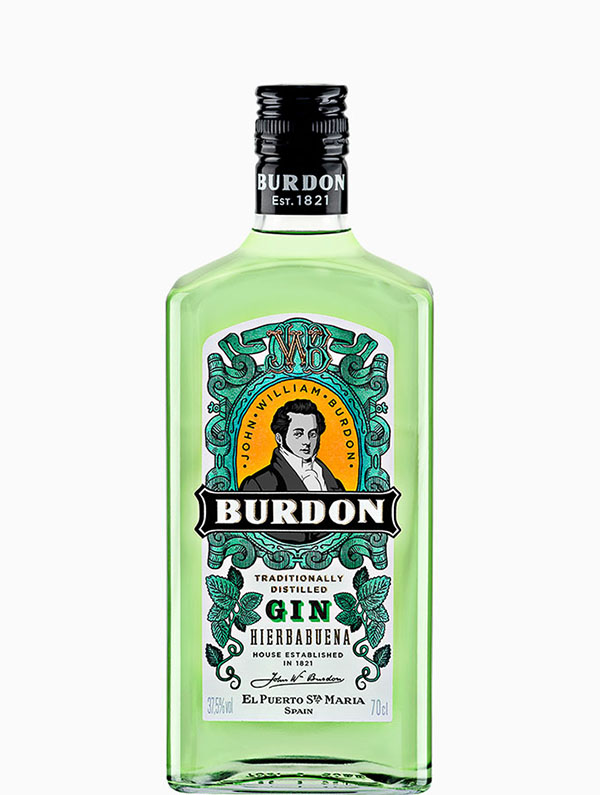 Burdon Gin Hierbabuena