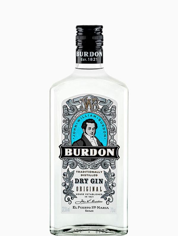Burdon Original Gin