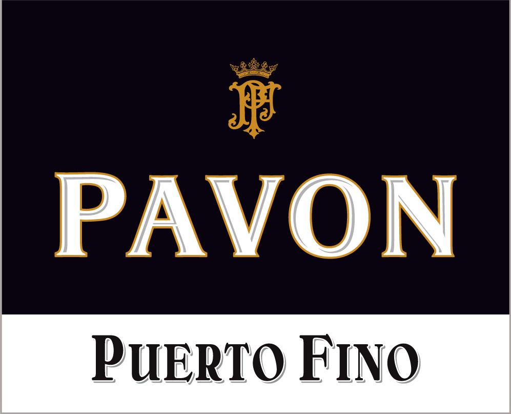 Etiqueta de Pavón Puerot Fino