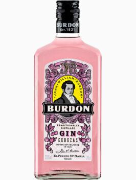 Burdon Gin Cerezas