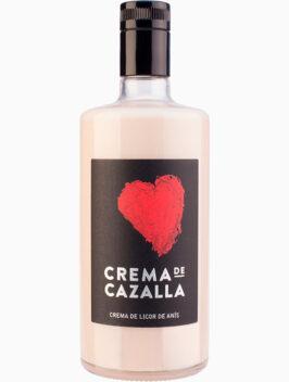 Crema de Cazalla