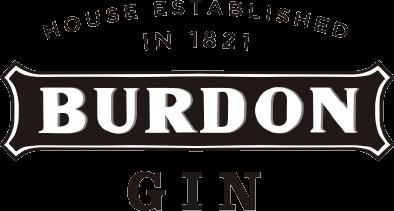 Burdon Gin logo