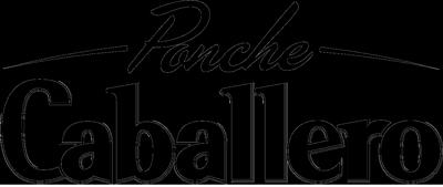 Logo Ponche Caballero negro