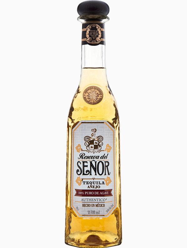 Tequila Añejo Reserva del Señor
